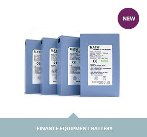 finance equipmen battery