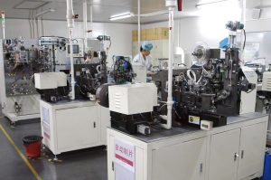 Automated Electrodes Making